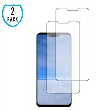 LG G8 ThinQ Screen Protector Easy Install 3D Curved Tempered Glass 9H 2 Pack