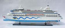 "Aida Vita Handmade Cruise Ship Model 41"""