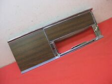 1966-1967 Chevy Caprice 2 Door Hardtop console Automatic Trans Shift Plate 2402