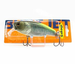 Deps Buzz Jet Floating Lure Real Ketabass (8711)