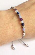 Just Gemstones Migraine & Headaches Healing Balance Bracelet - Adjustable