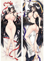 Anime Overlord Albedo Dakimakura Hugging Body Pillow Case Cover 150CM