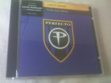ROBERT OWENS - I'LL BE YOUR FRIEND - PERFECTO HOUSE CD SINGLE