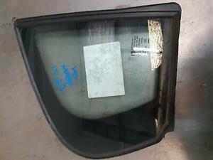 HOLDEN COMMODORE RIGHT REAR 1/4 DOOR GLASS VE-VF, SEDAN, 07/06-12/17 06 07 08 09