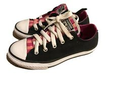 Converse All Star Sneakers Kids Size 1 EUC