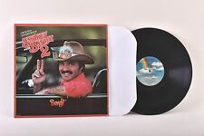 Burt Reynolds/The Bandit Band‎– Let's Do Something Cheap And Superficial - Vinyl