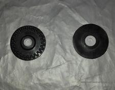 2 New Rubber Wheel for Brother KH820 KH860 KH890 KH940 KH970 KH230 KH260 KH270
