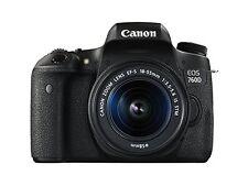 Canon EOS 760D T6s W/ EF-S 18-55mm f/3.5-5.6 IS STM Lens CAMERA!! Brand New!!