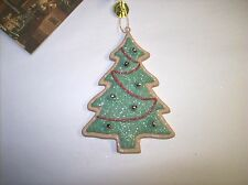 """""""Traditional Christmas Cookie Ornament"""" (Tree) by Bethany Lowe Designs"""