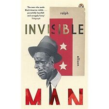 Invisible Man (Penguin Essentials), Ellison, Ralph, Very Good, Paperback