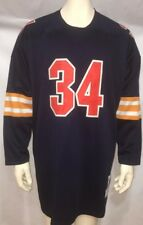 Mitchell & Ness 1975 Walter Payton Chicago Bears Throwback Jersey Size 58 4XL