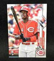 2020 Topps Update Aristedes Aquino RC Rookie Debut #U-29 Cincinnati Reds