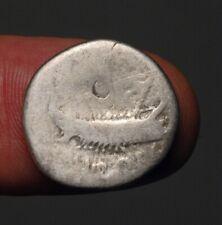 Z-567b    Mark Antony, Legionary denarius,  battle of Actium