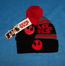 One Size Child Boys Disney Star Wars  Hat & Glove Set