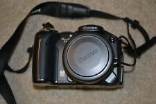 Canon PowerShot S3 IS 6.0 MP 12x Zoom Camera FOR PARTS As-Is Battery Corrosion**
