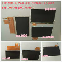 LCD Display Screen Black for Sony PlayStation Console PSP1000/PSP2000/PSP3000 MV