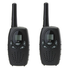[NUOVO] professionale portatile a due vie Handheld Radio Mini Walkie Talkie 1 COPPIA