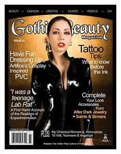 Gothic Beauty Magazine Issue 23 Music Interviews My Chemical Romance Astro Vamps