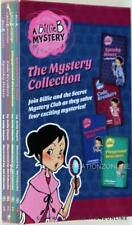 BILLIE B BROWN THE MYSTERY COLLECTION 4 BOOK BOXED SET SALLY RIPPIN BRAND NEW