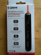 *NEW* Canon PR1100-R Red Laser Wireless Presenter Remote