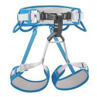 Petzl Corax Harness Light Blue Size 1