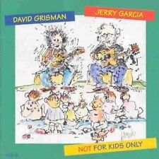 Jerry Garcia - Not for Kids Only [New CD]
