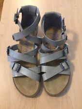 Women's ladies blowfish khaki size 8.5 sandals casual weekended strappy euro 39