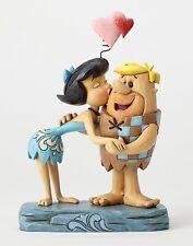 Rubble Romance Flintstones Betty & Barney Figurine 27471