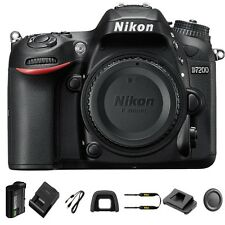Nikon D7200 Body Only DSLR Camera 24.2 MP DX Format Sensor - Summer Time Sale