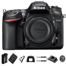 Nikon D7200 Body Only DSLR Camera 24.2 MP DX Format Sensor - July 4th Sale