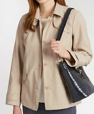 Marks and Spencer Cotton Blend Coats & Jackets for Women