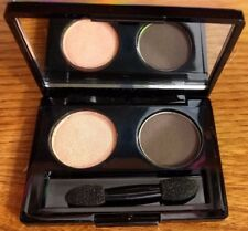 """Victoria's Secret VS Makeup Eye Shadow Duo """"Frenzy"""" Shimmery Browns NEW"""