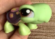 Original Hasbro Littlest Pet Shop LPS Toys Animals Turtle