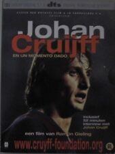 JOHAN CRUIJFF - EN UN MOMENTO DADO -  2 DVD