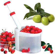 Snocciolatore Per Ciliegie e Olive In Plastica e Lame In Acciaio Levanoccioli