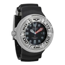 Citizen Men's Professional Diver Eco-Drive Date Calendar Watch BJ8050-08E