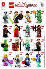 3-4 Years Minifigure Series Complete Sets & Packs