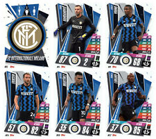 TOPPS MATCH ATTAX CHAMPIONS EUROPA LEAGUE 2020 2021 20 21 INTER SCEGLI CARD