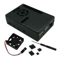 Enclosure Case Shell Housing For Raspberry Pi 4B Board Protective Guard Cover