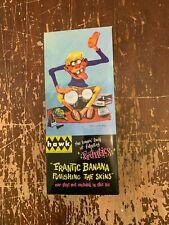2006 Hawk Frantic Banana Punishing The Skins Model Kit