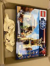 """Lego 9516 Star Wars """"Jabba's Palace"""", neu, OVP aus Sammlung"""