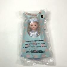 New Madame Alexander Wendy Doll as Disney Blue Fairy McDonalds Toy 2004