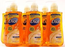 6 Dial Gold Antibacterial Hand Soap with Moisturizer 9.3oz Bottles