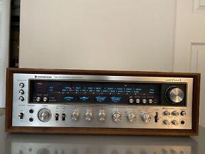 Kenwood Model Eleven II Vintage AM/FM Stereo ReceiverServiced Clean Tested