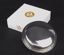 Backflush Cleaning Disc Stainless Steel - blind, blank, blanking, disk, metal