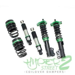 Coilovers For FORTE KOUP 14-17 Suspension Kit Adjustable Damping Height