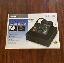 New Royal 410dx Electronic Cash Register Free Same Day Ship