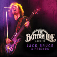 THE BOTTOM LINE ARCHIVE SERIES  by JACK BRUCE & FRIENDS  Compact Disc Double