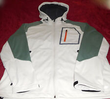 "New MEN'S ""NordicTrack"" FULL ZIP L/S ATHLETIC,CYCLING WINDBREAKER HOODIE JACKET"