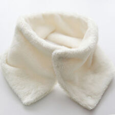Baby Kids Neck Warmer Velboa Neckerchief Muffler eb168